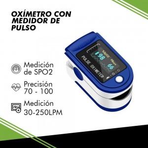 Pulso Oxímetro Saturador...