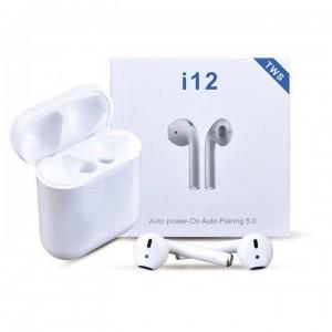 Audífonos Bluetooth i12 TWS...