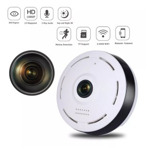 Nueva Mini Cámara 360° IP...