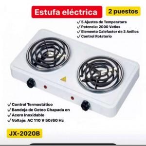 Estufa Eléctrica 2 Puestos...