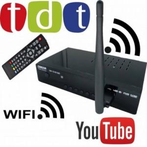Decodificador Tdt + Wifi +...