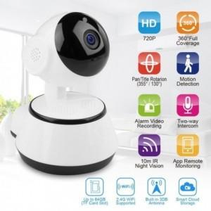 Cámara Wifi Robotica Smart...
