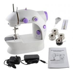 Mini máquina de coser...