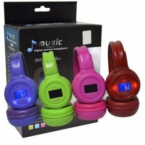 Audífonos Estéreo Bluetooth...