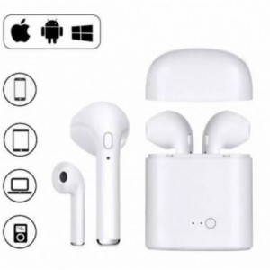 Audífonos Bluetooth I7s...